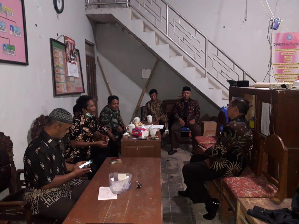 Image : Kunjungan Wakil Ketua DPRD Kabupaten Magelang ke Desa Girimulyo